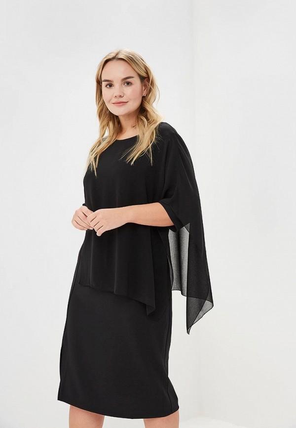 женское вечерние платье svesta, черное