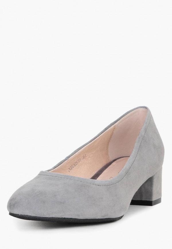 женские туфли alessio nesca, серые