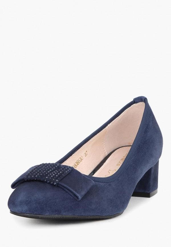 женские туфли alessio nesca, синие