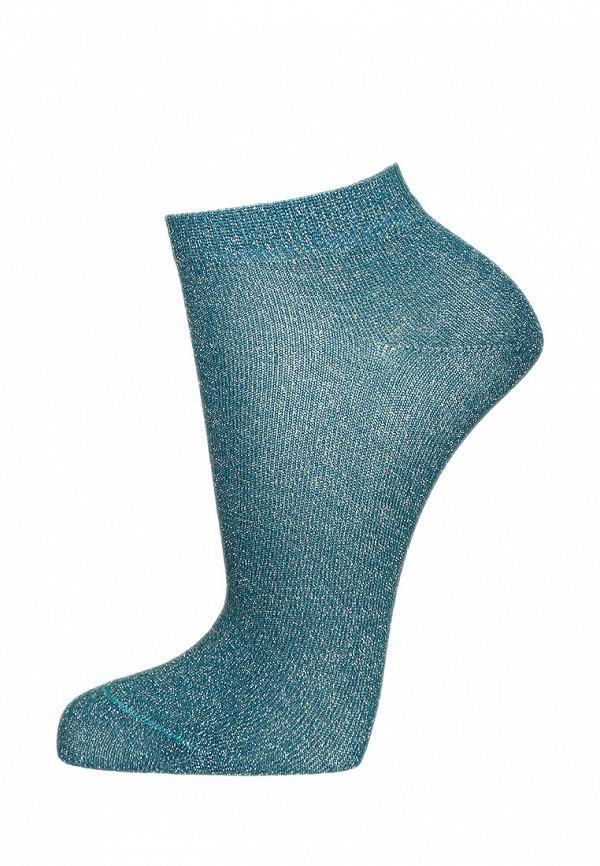женские носки askomi, голубые