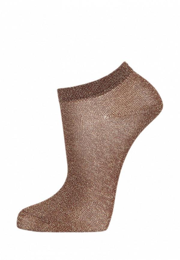 женские носки askomi, коричневые