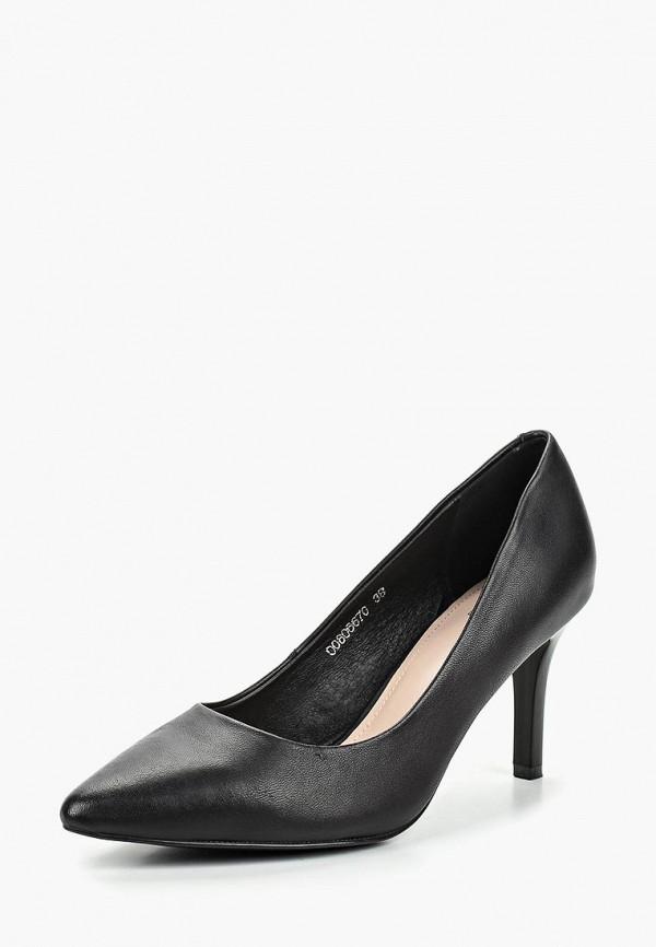 женские туфли pierre cardin, черные