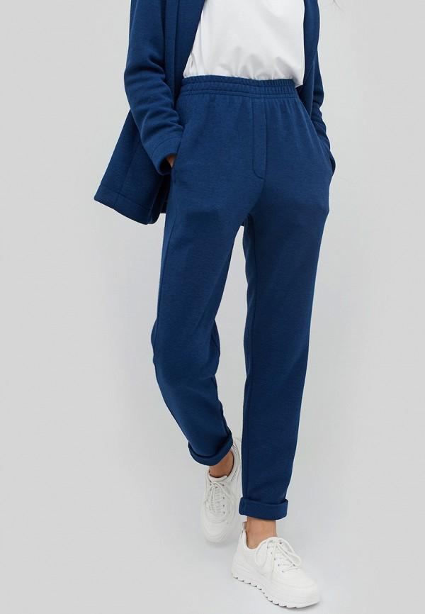 женские повседневные брюки cardo, синие