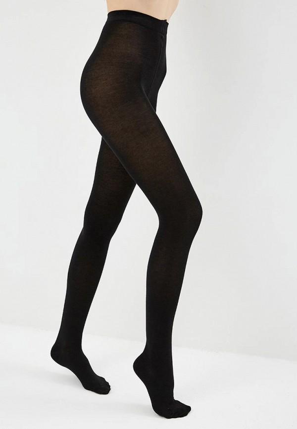 женские колготки conte elegant, черные
