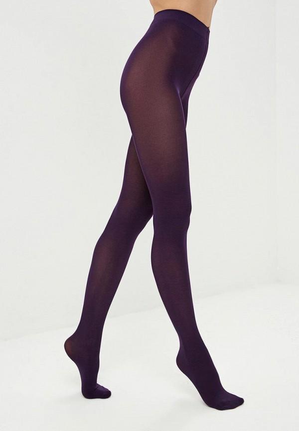 женские колготки conte elegant, фиолетовые