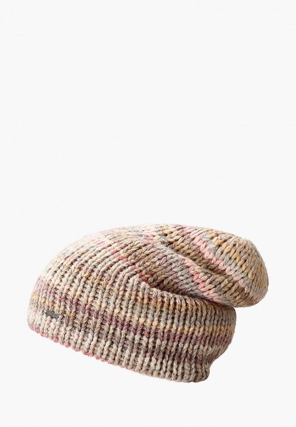 женская шапка finn flare, разноцветная