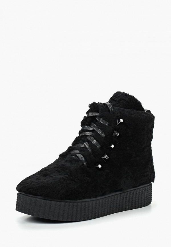 женские ботинки vitacci, черные