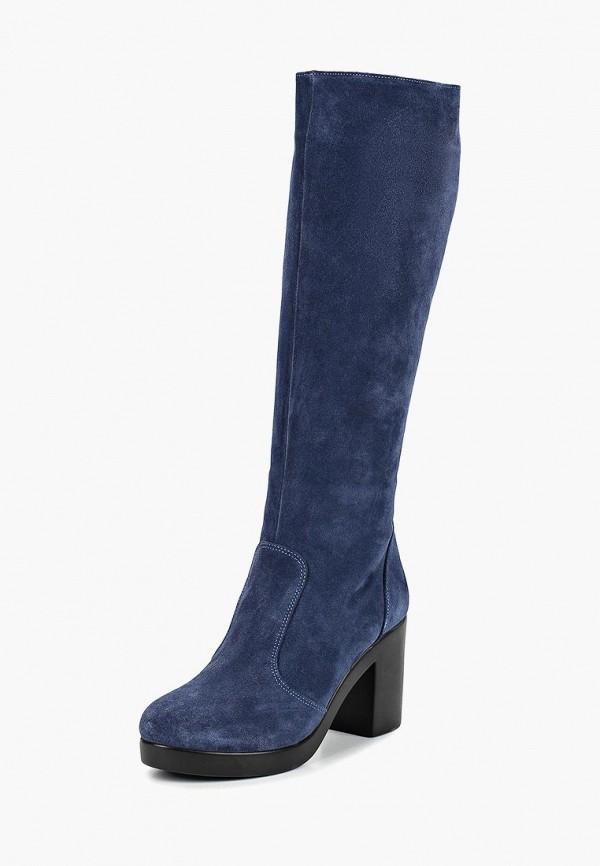женские сапоги vitacci, синие