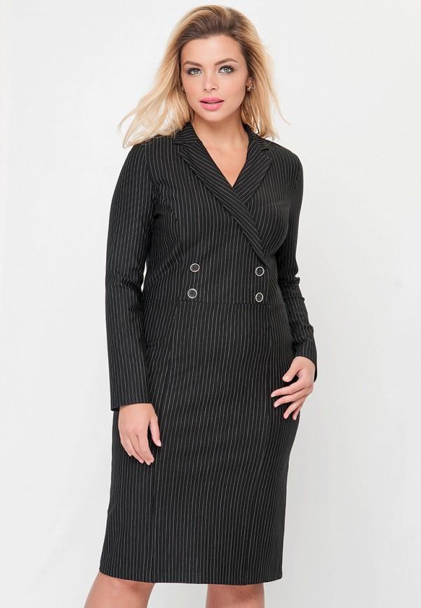 женское платье limonti, черное