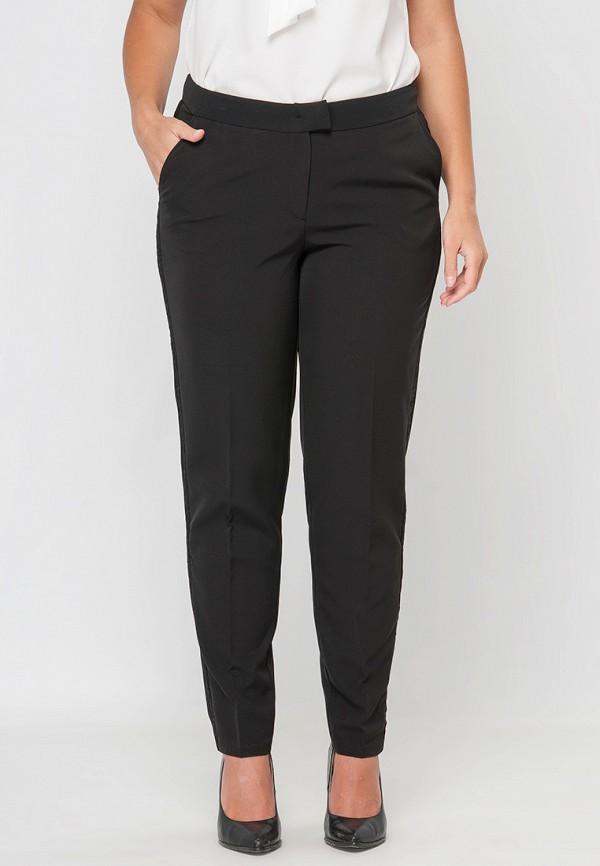 женские классические брюки limonti, черные