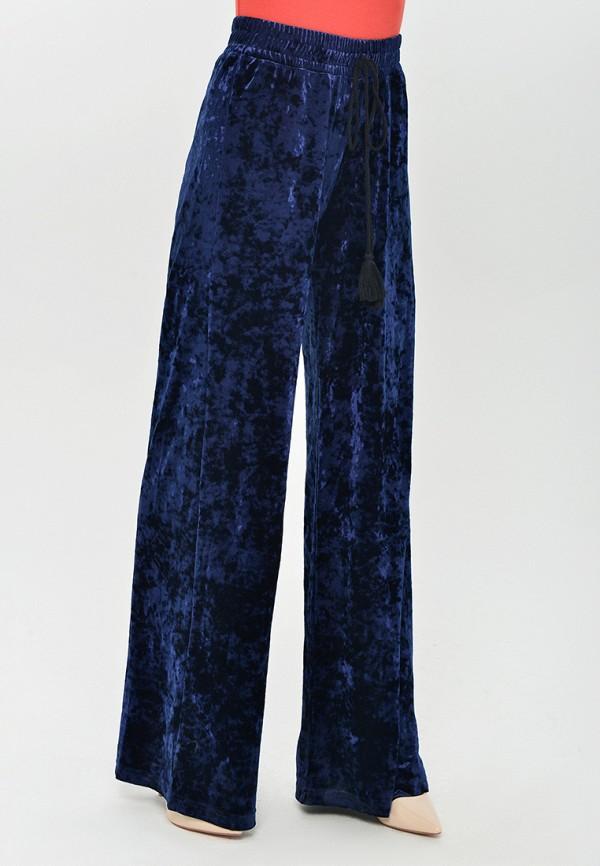 женские повседневные брюки mondigo, синие