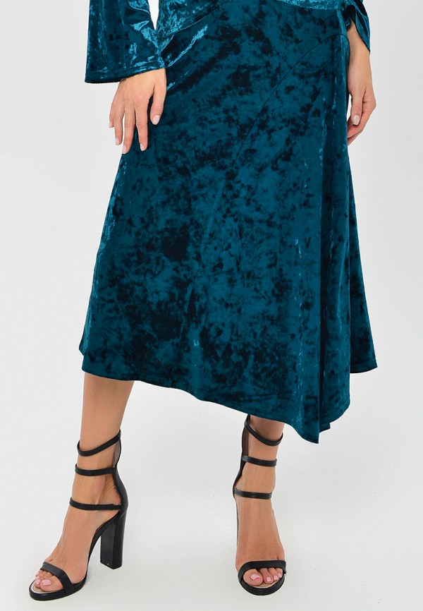женская юбка mondigo, зеленая