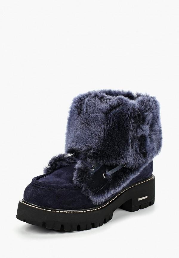 женские ботинки vitacci, синие