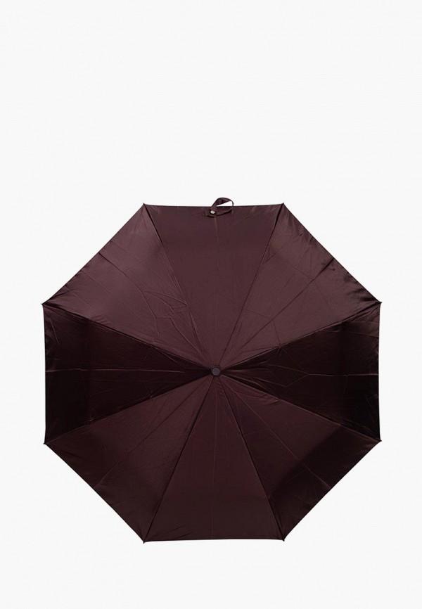 женский зонт eleganzza, бордовый