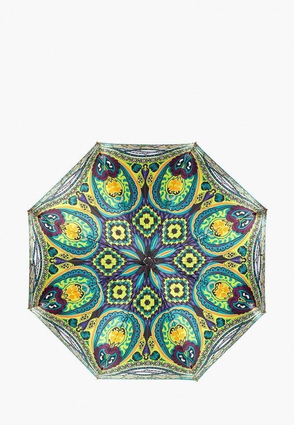 женский зонт eleganzza, разноцветный