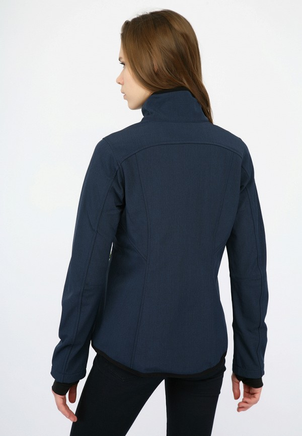 Фото 3 - Куртку Hummel синего цвета