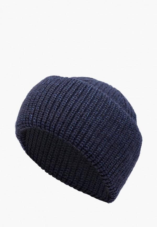 женская шапка labbra, синяя