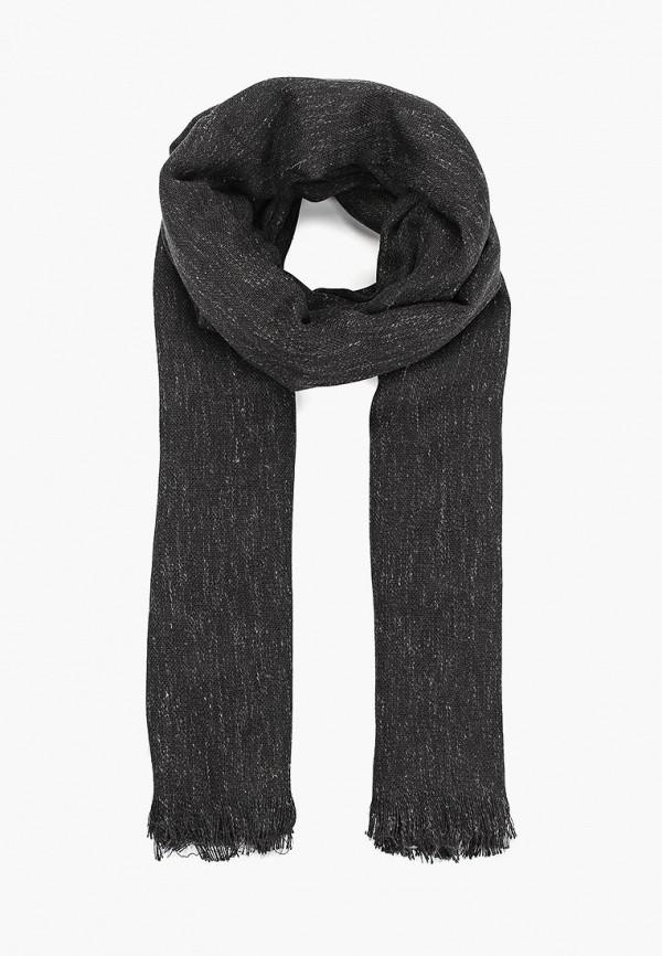 Купить Палантин Marco Bonne`, mp002xw1hksp, черный, Осень-зима 2018/2019