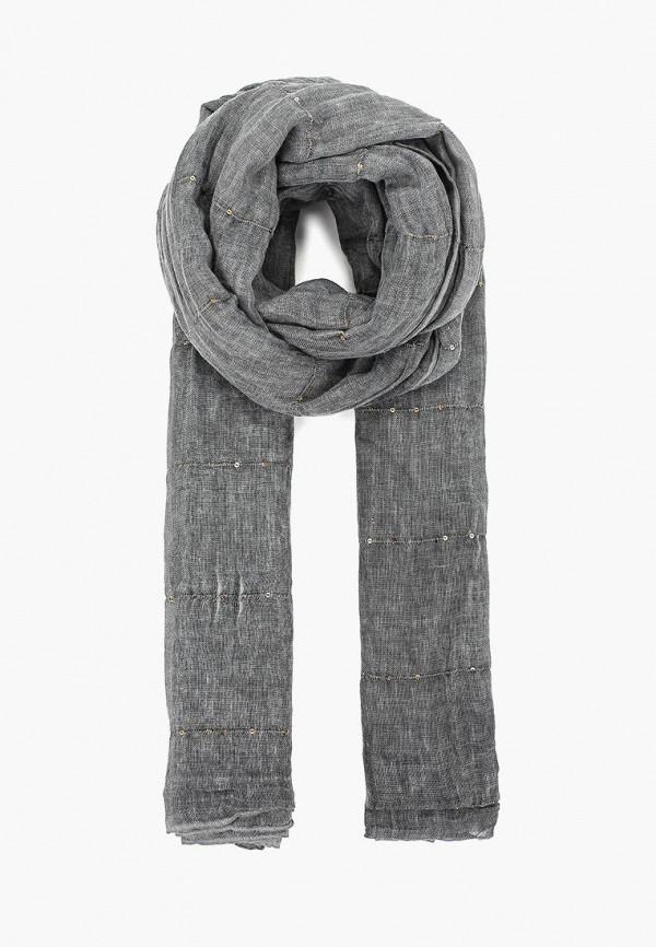 Купить Палантин Marco Bonne`, mp002xw1hksy, серый, Осень-зима 2018/2019