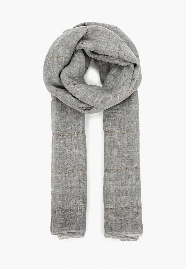 Купить Палантин Marco Bonne`, mp002xw1hkt0, серый, Осень-зима 2018/2019