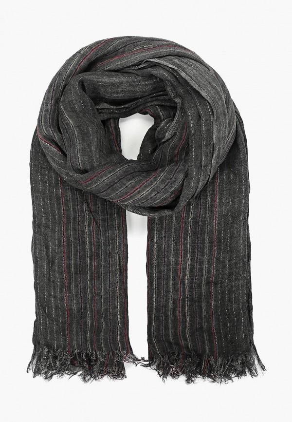 Купить Палантин Marco Bonne`, mp002xw1hkt1, серый, Осень-зима 2018/2019