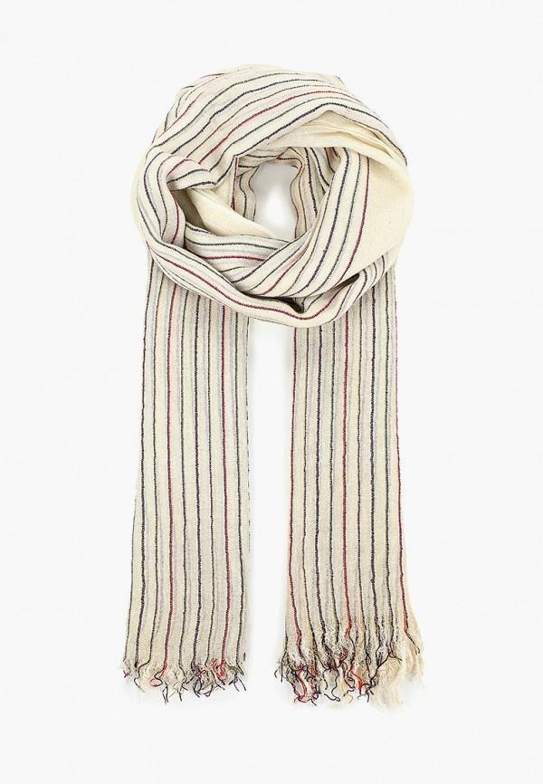 Купить Палантин Marco Bonne`, mp002xw1hkt2, белый, Осень-зима 2018/2019