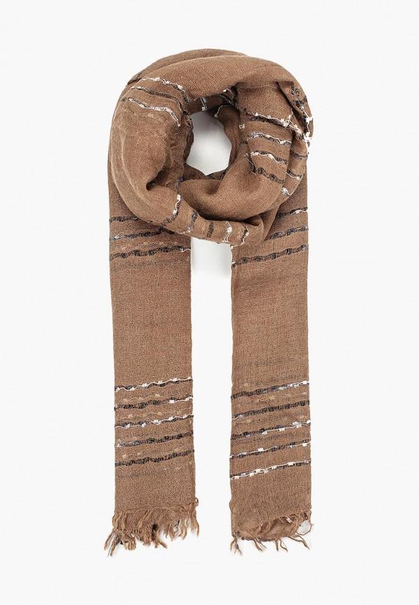 Купить Палантин Marco Bonne`, mp002xw1hkt3, коричневый, Осень-зима 2018/2019