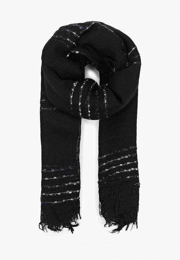 Купить Палантин Marco Bonne`, mp002xw1hkt6, черный, Осень-зима 2018/2019