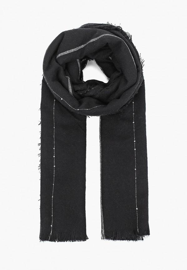 Купить Палантин Marco Bonne`, mp002xw1hkt8, черный, Осень-зима 2018/2019