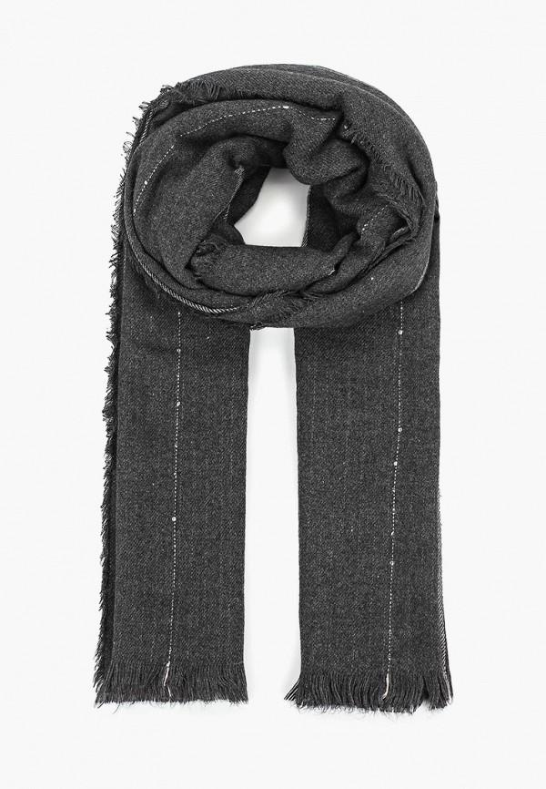Купить Палантин Marco Bonne`, mp002xw1hkta, серый, Осень-зима 2018/2019