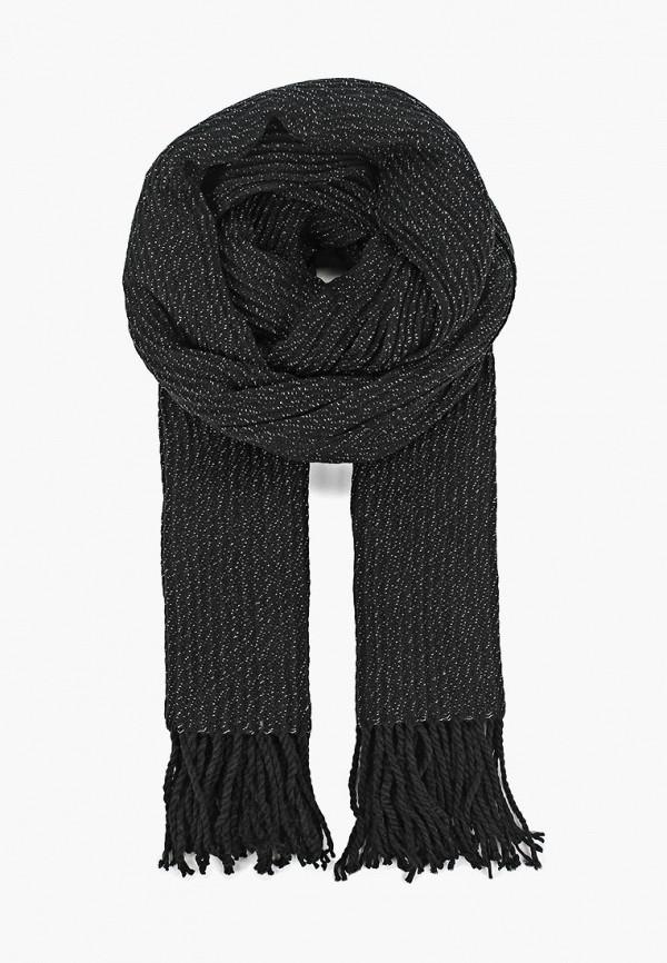 Купить Палантин Marco Bonne`, mp002xw1hkus, черный, Осень-зима 2018/2019