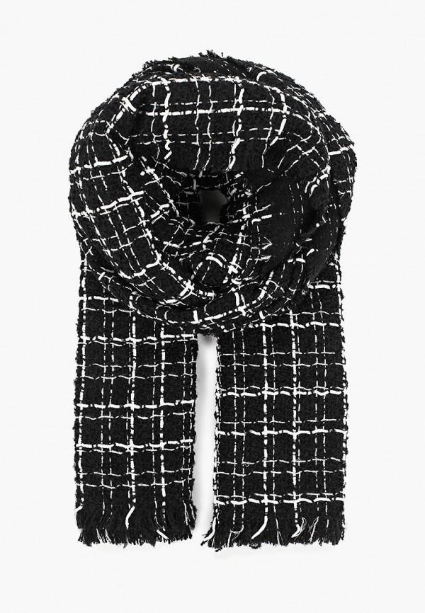 Купить Палантин Marco Bonne`, mp002xw1hkuz, черный, Осень-зима 2018/2019