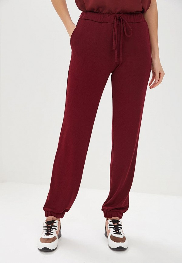женские спортивные брюки ruxara, бордовые