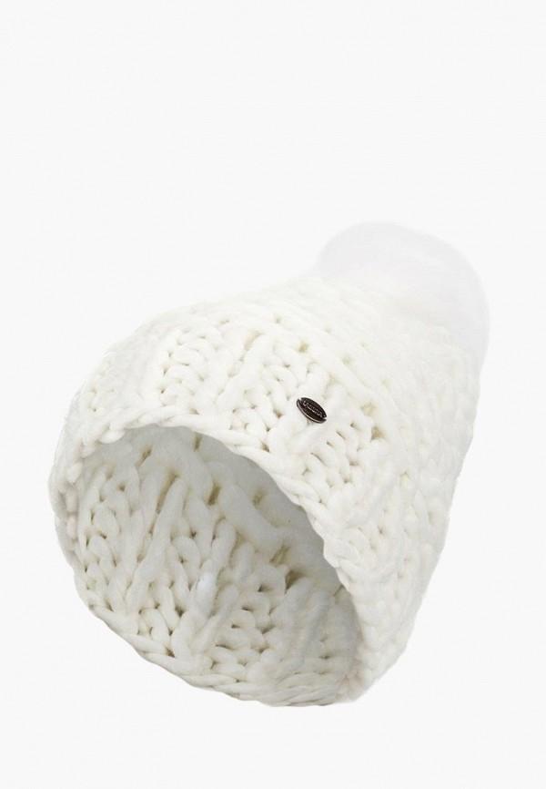 женская шапка labbra, белая