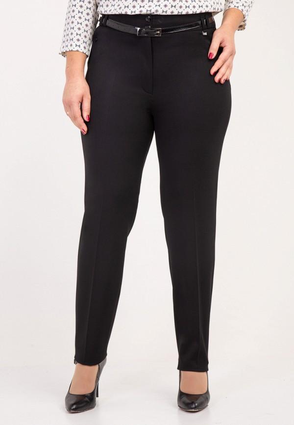 женские классические брюки das, черные