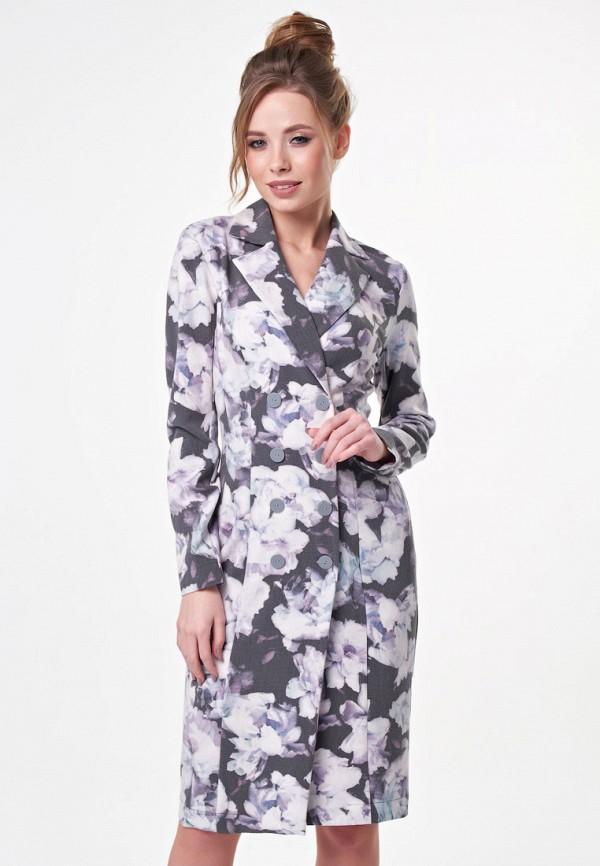 женское платье irma dressy, серое