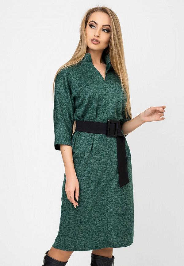 Купить Платье Leo Pride, mp002xw1hlds, зеленый, Осень-зима 2018/2019