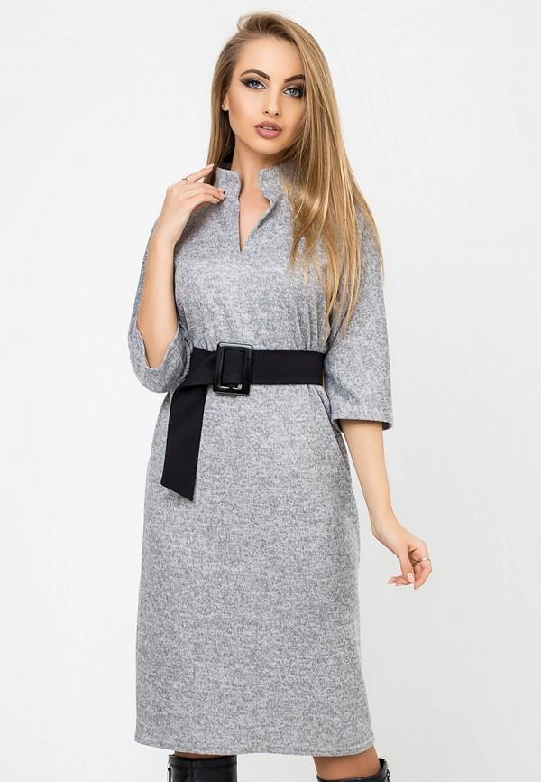 Купить Платье Leo Pride, mp002xw1hldu, серый, Осень-зима 2018/2019