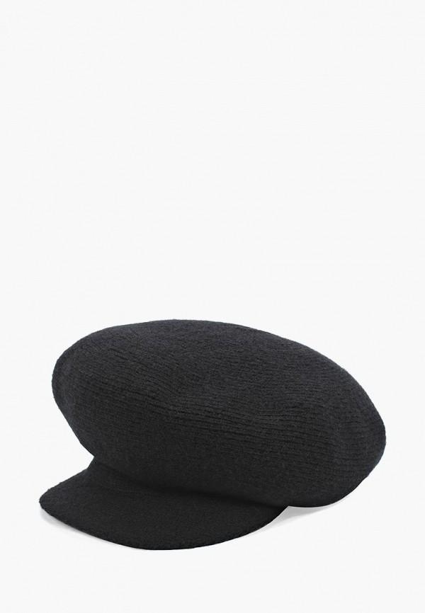 женская кепка sava mari, черная