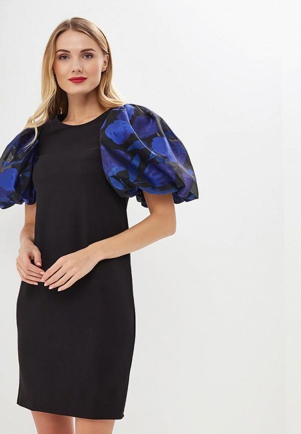 женское вечерние платье wisell, черное