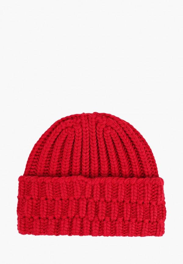 женская шапка regarzo, красная