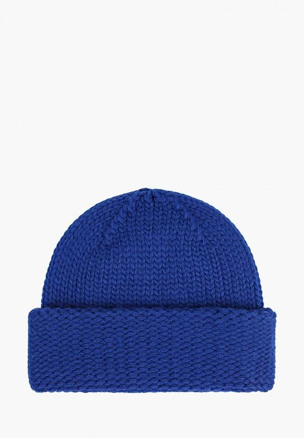 женская шапка regarzo, синяя