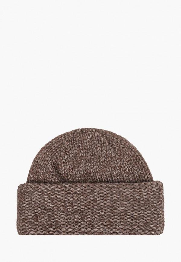 женская шапка regarzo, коричневая