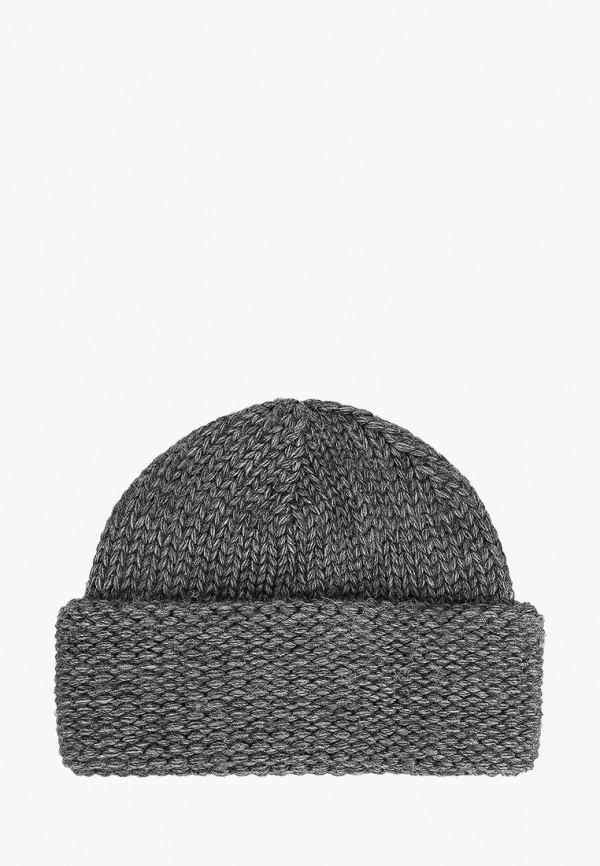 женская шапка regarzo, серая