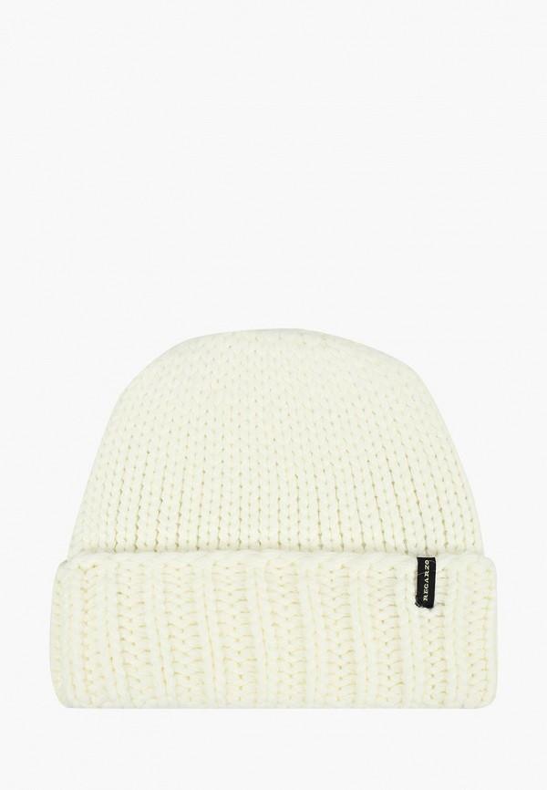 женская шапка regarzo, белая