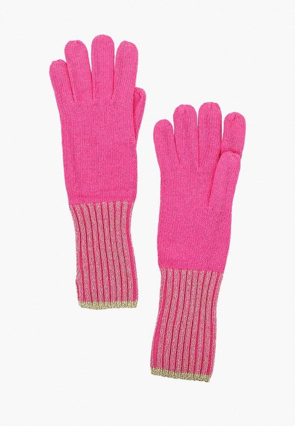 женские перчатки katomi, розовые