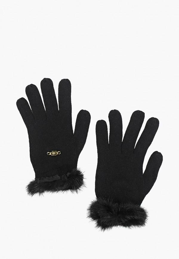 женские перчатки katomi, черные