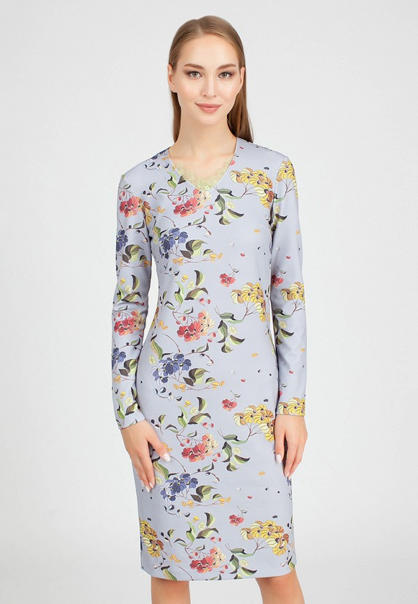 цена Платье Serginnetti Serginnetti MP002XW1HMCA онлайн в 2017 году