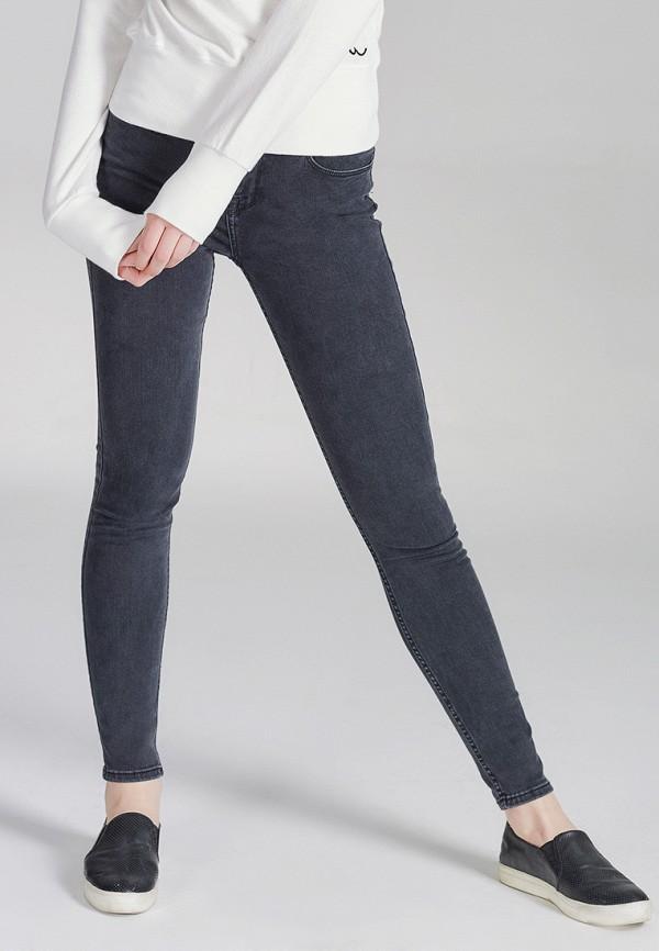 Купить Узкие джинсы, Джинсы LTB, TANYA X ANTRACITE WASH, mp002xw1hmoa, серый, Осень-зима 2018/2019