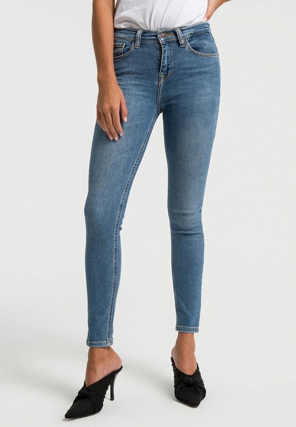 Узкие джинсы, Джинсы LTB, TANYA X SIMONS WASH, mp002xw1hmob, голубой, Осень-зима 2018/2019  - купить со скидкой